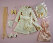 GENE - WHITE HYACINTH - MINT & COMPLETE OUTFIT - JUST TAKEN OFF THE DOLL
