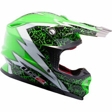 Gloss Off Road LS2 Brand Motorcycle Helmets