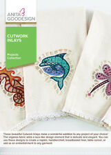 Anita Goodesign Cutwork Inlays Embroidery Machine Designs CD