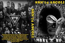 DVD SETTEMBRE BIANCONERI  1974 ASCOLI  ||SBN || ROZZI || ASCOLI PICENO ||PICCHIO