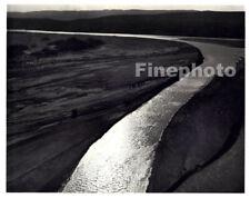 1949 Vintage ANSEL ADAMS Rio Grande River Texas Bend Landscape Photo Art 16X20