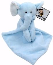Blue Elephant Baby Comforter for Newborn Baby Boy