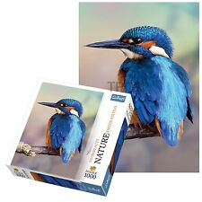 Trefl 1000 Piece Nature Adult Large Kingfisher Coloured Bird Floor Jigsaw Puzzle