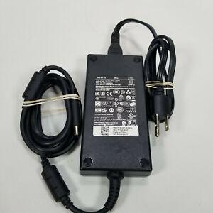 Original OEM DELL Alienware Precision 180W 19.5V 9.23A AC Adapter DA180PM111