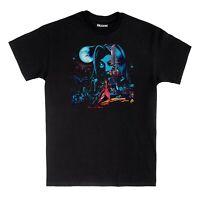 Death Star Pokeball t-Shirt Pokemon Star Wars fan Inspired Funny unisex top
