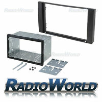 Ford Focus / Fiesta Double Din Fascia Panel Adapter Plate Cage Fitting Kit