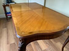 MAKERS WARING AND GILLOW VINTAGE DINING TABLE EXTENDABLE 1970 CIRCA.