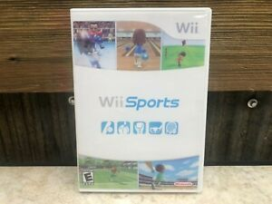 Wii Sports (Nintendo Wii) *DISC ONLY READ* TESTED FREE SHIPPING RETURNS #3*