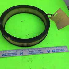General Motors, other old car air filter.  Fram CA-189PL.   Item:  8467