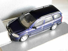 Opel Astra G Caravan in blau bleu blu blue metallic, Schuco in 1:43 DEALER!