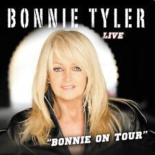 CD Bonnie Tyler Bonnie on Tour - Live