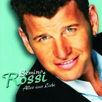 "SEMINO ROSSI ""ALLES AUS LIEBE"" CD SPECIAL EDITON NEW!"
