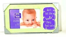 Baby Picture Frame 4x6 Keepsake Picture Frame Baby's 1st. Frame Cute Kid Frame