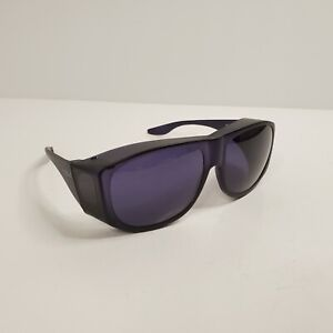Solar Shield Fits Over Sunglasses UVA/UVB Protection FO Z87.1+