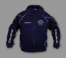 New Bmw Alpina Fleece Jacket Fan Embroidery Apparel Size S 3xl