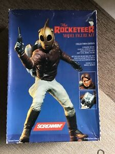 Screamin  Rocketeer Collectors Edition With removable Helmet 46cm Tall 1/4 scale