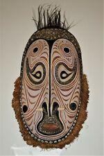 Papua New Guinea Rare Sepik River Tribal Mask