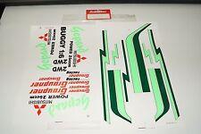 Graupner 5011.121   Gepard 1:6 RC Verbrenner Buggy Decals+Rarität aus den 80er