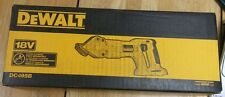 New DEWALT DC495B  18-Volt Cordless 18 Gauge Swivel Head and Shear (Tool Only)