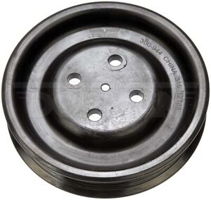 Dorman 300-944 Engine Water Pump Pulley For 96-07 Sable Taurus Windstar