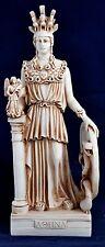 athena minerva pallas greek statue figure NEW patina Free Shipping - Tracking