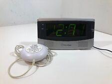 Sonic Alert Sonic Boom Vibrating Large Display Alarm Clock SB300ss