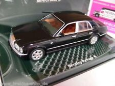 1/43 MINICHAMPS BENTLEY ARNAGE R noir