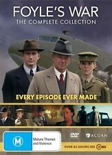 FOYLES Foyle's WAR Complete Collection Seasons 1 2 3 4 5 6 7 8 9 R4 DVD Box Set