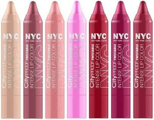 NYC Cityproof Twistable Intense Lip Color - Choose Your Color - New Read Below