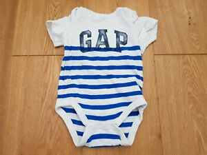 BABY GAP GROW BABYGROW SUIT 3-6M
