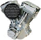 ULTIMA EFI CONVERTED NATURAL FINISH 113 OR 127 EVOLUTION LONG BLOCK ENGINE MOTOR