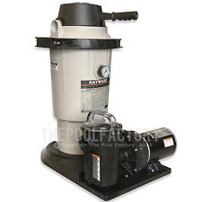 HAYWARD EARTH FILTER SYSTEM for Above Ground Swimming Pools with 1HP Pump