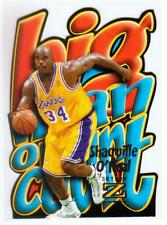 Shaquille O'Neal 1996-97 Skybox Z-Force Big Men On Court Los Angeles Lakers Rare