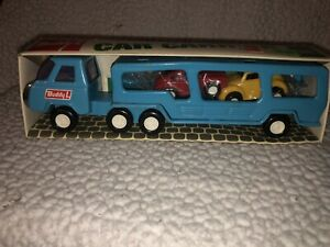 Vintage 1976 Buddy L Car Carrier Toy