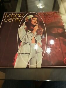 BOBBIE GENTRY way down south LP EX/VG, MFP 50006, vinyl, soul, country blues, uk
