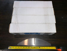 4 QTY! -BULK LOT- CRL Sneeze Guard Bases Barrier Acrylic Counter Checkout Bases