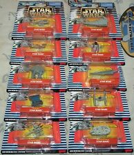 Star Wars Micro Machines Kay Bee KB Exclusive Set of 10 Single Carded Galoob