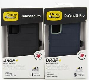 Otterbox Defender Pro Series Case With Holster for Samsung Galaxy S21 5G