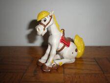 Figurine vintage Jolly Jumper (Lucky Luke) Schleich 84 Morris Dargaud
