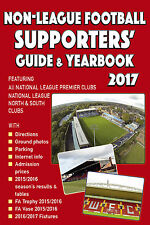 Non-League Football Supporters Guide and Yearbook 2017 Vanarama Conference book