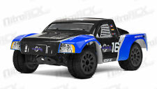 Mad Gear 1/16 Mini Electric Short Course Truck 2.4g RTR (Blue) RC Remote Control