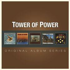 Tower of Power - Original Album Series [New CD] Holland - Import