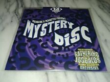 RARE NEW MENACIDE/MCNASTEE MYSTERY DISC CD GOTJ ICP BLAZE ESHAM MASTAMIND