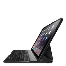 NEW Belkin QODE Ultimate Lite Keyboard Case for iPad Air 2 (Black)