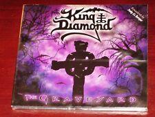 King Diamond: The Graveyard CD 2015 Remaster Metal Blade Germany Digipak NEW