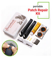 Bicycle Inner Tube Puncture Repair Tool Kit Glue Lever Bike Tire Patch Fix Set