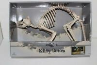 NEW Crazy Bonez Skeleton Cat Kitty Bonez Halloween Prop Decoration NEW IN BOX!!