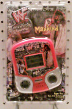 MGA ENTERTAIMENT - WWF - LCD GAME -  MANKIND - MADE IN 1999 -  MODEL 239956