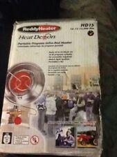 Portable Tank Top INFRA-RED Propane Reddy Heater HEAT DEMON 15,000 BTU NEW