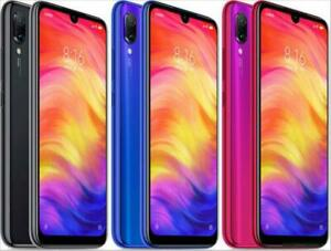Android Xiaomi Redmi Note 7 Dual SIM 32GB 64GB 128GB ROM Octa-core Phone 6.3""